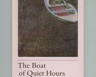 The Boat of Quiet Hours, Poems by Jane Kenyon, 1986 Fourth Printing , Published by Graywolf Press, St. Paul, Minnesota, Vintage Poetry Book