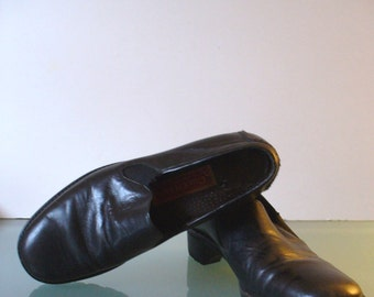 Cole Haan Country Black Walking Shoes Size 8 Woman's