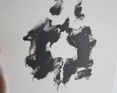 10 Hermann Rorschach Acry...