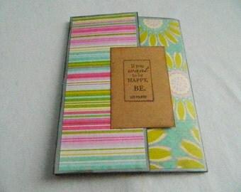 Photo Folio; Folio Album; Mini Scrapbook; Brag Book;