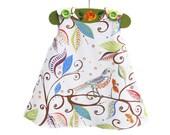 Wren in Gypsy - Toddler Dress - Designer Fabric - Summer Dress - Birthday Tea Party - Custom Made - KK Children Designs - 3M to 4T