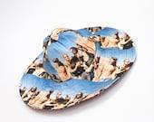Falconer Boys, Reversible POOL HAT