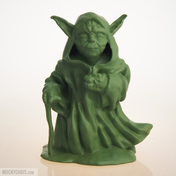 Star Wars - Walking Yoda  (Mint Green)