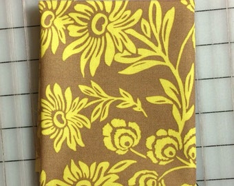 Joel Dewberry -Modern Meadow -Fat Quarter cut of Hand Picked Daisies  - JD35 Timber