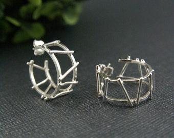 Circus Sterling Silver earrings