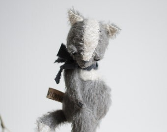 Fox Alesha Stuffed Softies Toys Animals Artist Bear