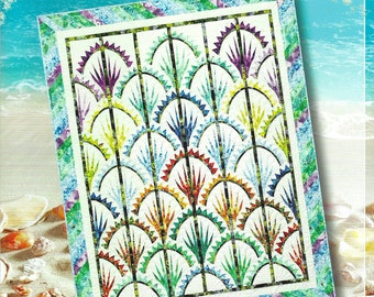 Kimonos Quilt Pattern Wall Hanging Paper Piece Foundation