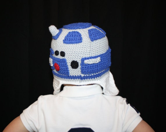 Free Crochet Pattern For R2d2 Hat Traitoro For