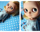 Reserved for CG -Custom Blythe Doll  by DanielaPink