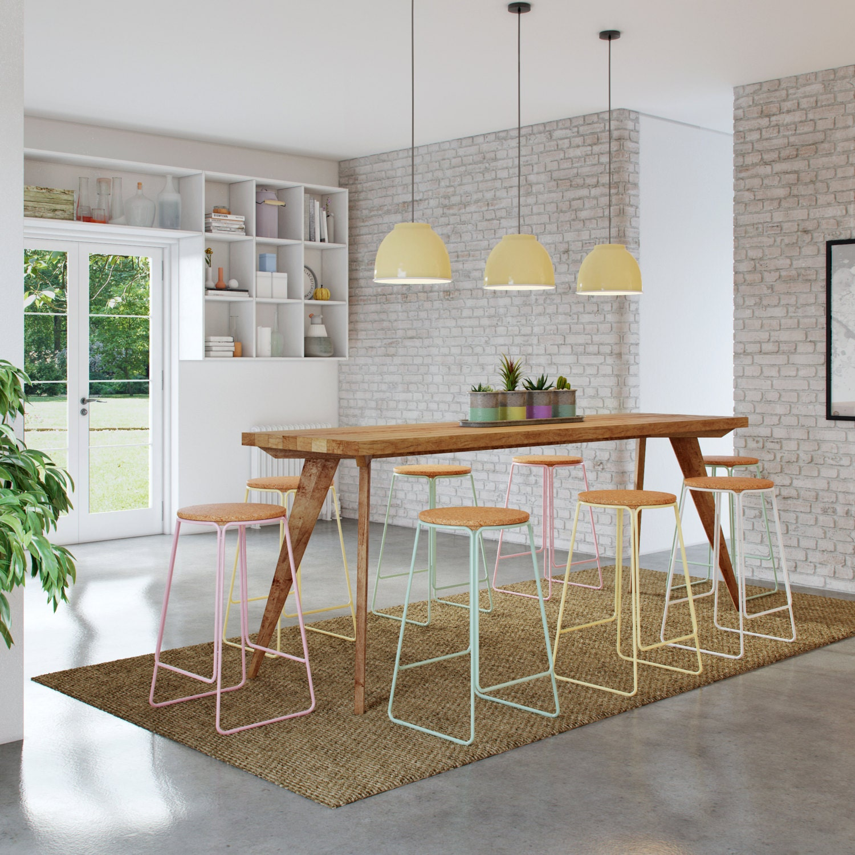 🔎zoom - Flash Sale Modern Rustic Urban Mid Century 12 Seater 2.5m