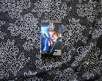 Cable Guy VHS Tape. Cult Classic 90s Jim Carrey Comedy Vhs Movie. Dark Comedy 90s Classic. Matthew Broderick. Ben Stiller Directed