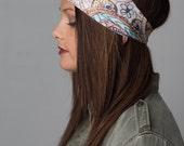 Yoga Headband by Manda Bees - No Slip Fitness Workout Headband - JUNO