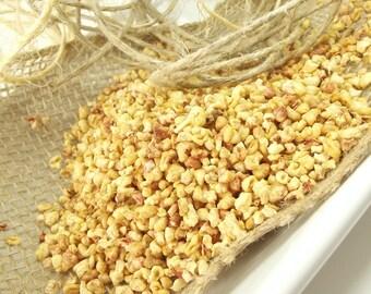 Linen Sachet Bags, Cinnamon Toast scented Potpourri Sachet, Natural Air Freshener, Gifts under 10, Lingerie Sachet - 3x4 Muslin Bag