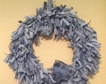 Denium Wreath