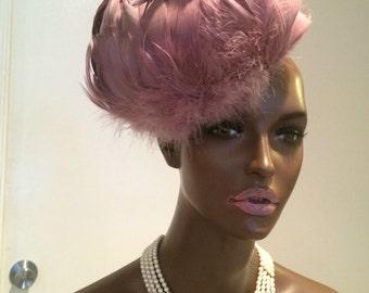 Haute Couture Fascinator,  Avant Garde,  Designs by HOPE