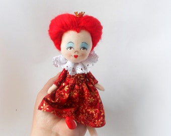 Red Queen,Alice in Wonderland.Made to Order.