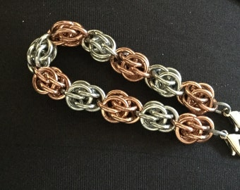 Chain Maille bracelet - reserved!