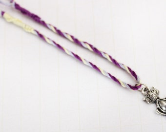 Shadowhunters, The Mortal Instruments inspired Magnus Bane charm bracelet - Bane Chronicles - Chairman Meow - Cat