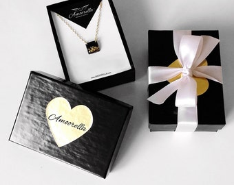 Jewelry Gift Box (ADD ON) - Add this listing if you need an extra/seperate box for multiple jewelry purchases.