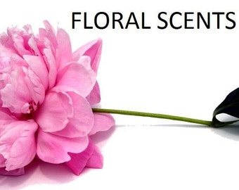 FLORAL - Essential and Aromatic Oils