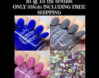 Nail polish free shipping - 4 pc spring set