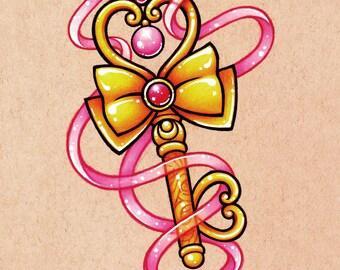 Chibiusa's Time Key