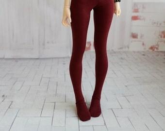vinous tights for doll 1/4 slim msd minifee