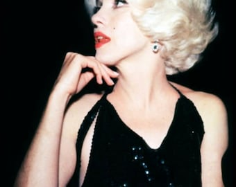 Marilyn Monroe at the Golden Globes, 1962 # 2