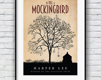 "Shop ""to kill a mockingbird"" in Prints"