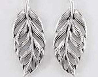 Perfect for Fall Leaf Earrings