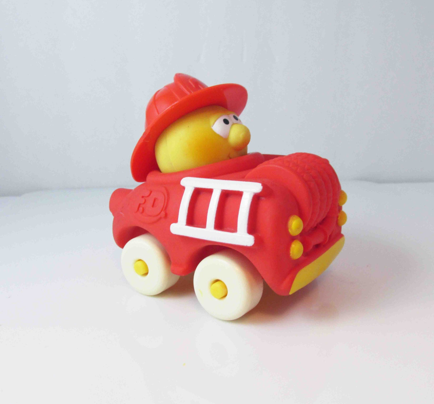 Toys For Brothers : Nerfuls sparky firetruck toy parker brothers s toys