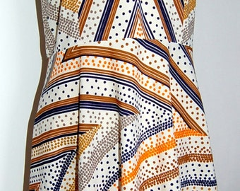 Vintage 1970s sundress