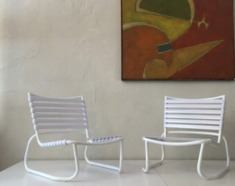 Pair of Tropitone Sand Chairs