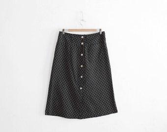Vintage Kenzo Skirt - Made In France