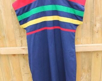 Primary Colors Rainbow Ridge Dress - Large / XLarge