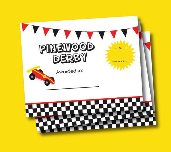 graphic relating to Pinewood Derby Awards Printable named Printable Cub Scout Awards Rates of the Working day