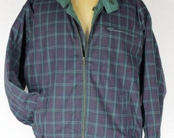 reversible jacket size L