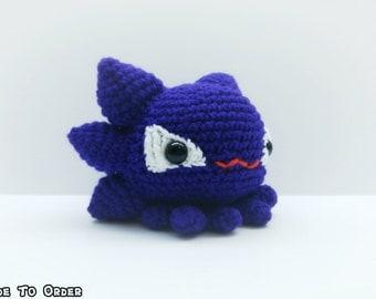Crochet Haunter Inspired Chibi Pokemon