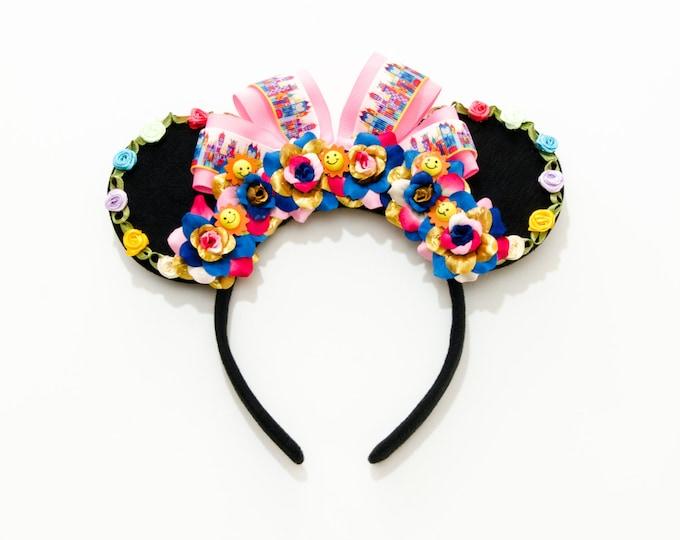 It's a Small World Mouse Ears Headband