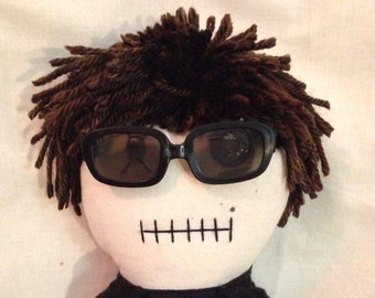 "Creepy n Cute Zombie Doll - ""Murphy"" (Norman Reedus) - Inspired by Troy Duffy's Boondock Saints (P&D)"