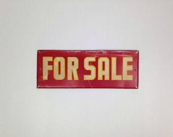 Antique Sale Sign