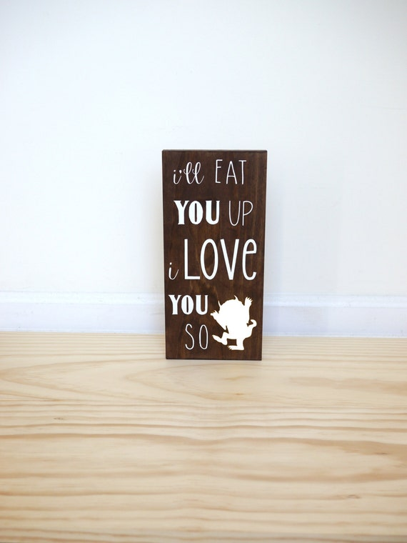 Ill Eat You Up I Love You So, Where The Wild Things Are Baby, Woodland Nursery