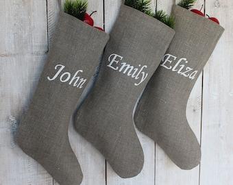 Family Christmas stockings Personalized christmas stockings Xmas stockings Custom Stockings Personalized Stockings