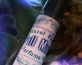 Vanilla Perfume - Perfume Oil - Roll On Perfume - Full Moon Perfume - Champagne Perfume - Vanilla Champagne Perfume - Vanilla Fragrance