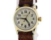 Gold Filled Oyster Recorda Wrist Watch