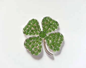 Four Leaf Clover needle minder