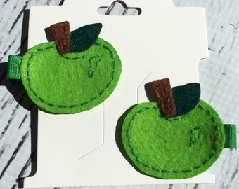 Granny Smith Apple Clippies