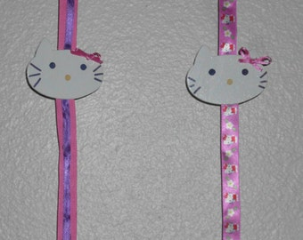 Hello Kitty Bow Holder