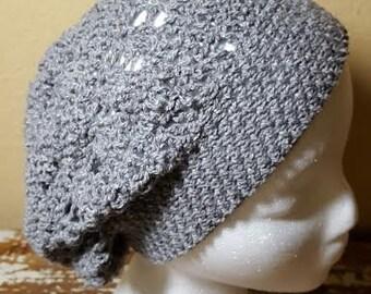 Treble Beanie Crochet Pattern