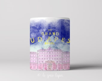 """Shop """"grand budapest hotel"""" in Home & Living"""